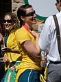 2008 Summer Olympics Australian Parade in Sydney - Anna Meares - Cycling.jpg