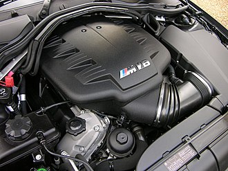 BMW S65 - Image: 2009 BMW M3 Cabriolet Flickr The Car Spy (16)