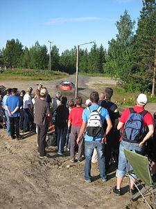 2009 Rally Finland shakedown 03.JPG
