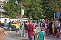2010 FIFA World Cup Germany national football team Fans in Uetersen 03.jpg