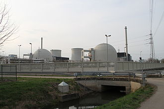 Biblis Nuclear Power Plant - Image: 2011.03.26 001