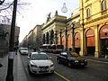 2012 Bologna taxi drivers strike, Piazza VIII Agosto (5) (Bologna).JPG