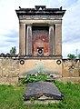 20130630122DR Dresden-Plauen Alter Annenfriedhof Grab Dawison.jpg