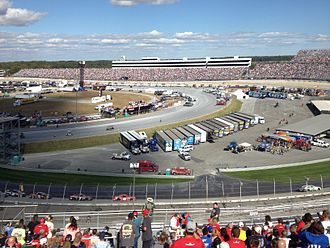 Gander Outdoors 400 (Dover) - 2013 AAA 400, won by Jimmie Johnson
