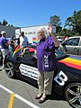 2013 Bellingham pride parade grand Marshall, Marian Beddill (9331632991).jpg