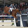 2013 Longines Global Champions - Lausanne - 14-09-2013 - Andreas Schou et Allerdings 2.jpg