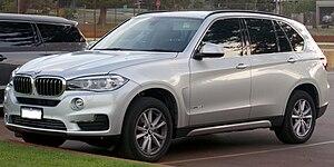 BMW X - Image: 2014 BMW X5 (F15) s Drive 25d wagon (2016 04 07) 02