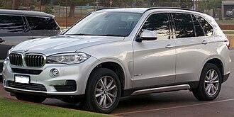 BMW India - BMW X5