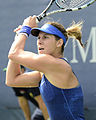 2014 US Open (Tennis) - Qualifying Rounds - Maria Sanchez (15014426672).jpg