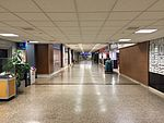 2015-04-14 00 11 56 View towards Terminal 1 and Concourse B from the inner end of Concourse C in Salt Lake City International Airport, Utah.jpg