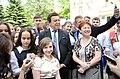 2015-05-28. Последний звонок в 47 школе Донецка 195.jpg