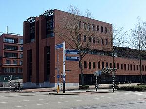 20150312 Maastricht; La Fortezza building at Céramique terrain 01.jpg