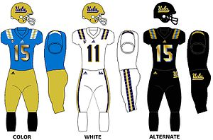 2015 UCLA Bruins football team - Image: 2015 UCLA Football Jerseys