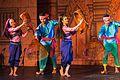 2016 Phnom Penh, Tradycyjny Kambodżański Pokaz Tańca (059).jpg