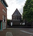 2017 Maastricht, Misericordeplein & kapel.jpg