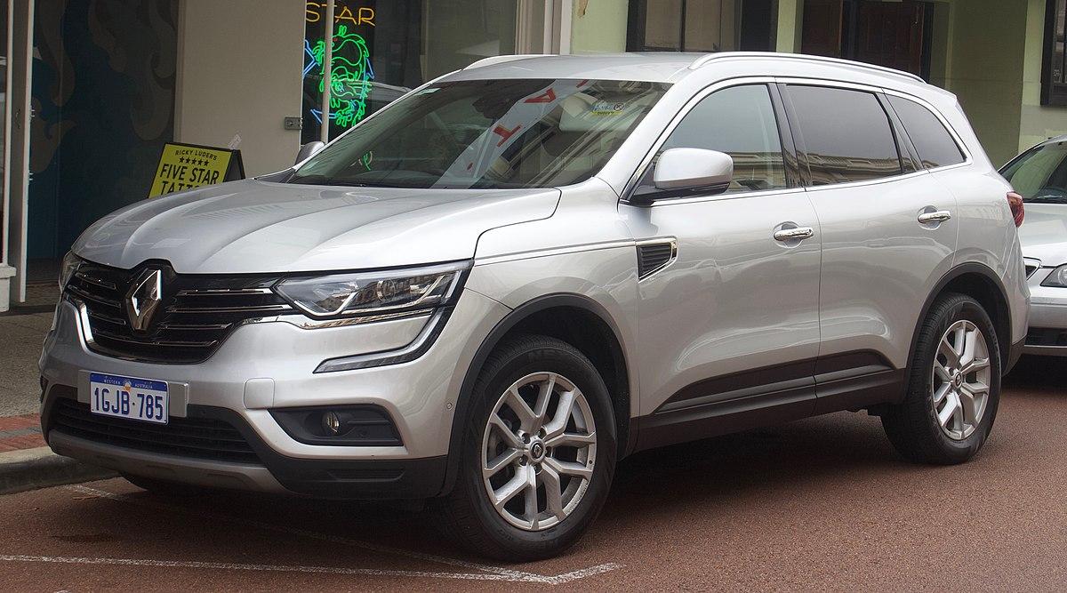 Renault Koleos - Wikipedia