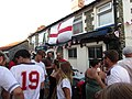 2018-07-07 The Windham Arms, Sheringham, FIFA World Cup Match, Sweden v England.JPG