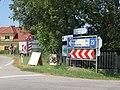 2018-08-09 (290) Street crossing der at B 29 Manker Straße at Rammersdorf, St. Margarethen an der Sierning, Austria.jpg