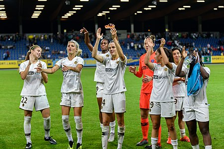 20180912 UEFA Women's Champions League 2019 SKN - PSG 850 5428.jpg