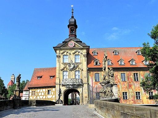 2018 Altes Rathaus Bamberg 1
