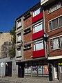 2018 Bogotá edificio Las Nieves calle 24 carrera 4.jpg
