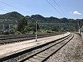 201908 Tracks at Ganshui Station.jpg