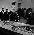 21.10.1968. Mr Mesmer pose la 1ère pierre de l'ENSA. (1968) - 53Fi3735.jpg