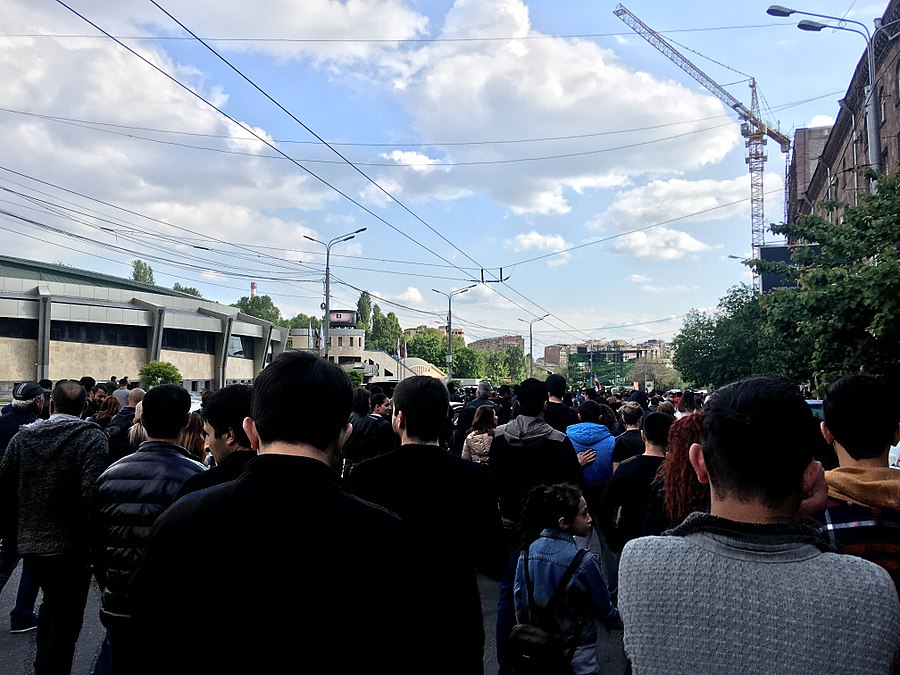 22.04.2018 Protest Demonstration, Yerevan 63.jpg