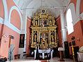 230313 Main Altar of Church of Saint Dorothy in Cieksyn - 01.jpg