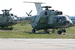 27 Yellow Mil Mi-8 Ukrainian Airforce (7724223912).jpg