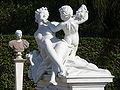 3005.Flora mit Zephyr(1749)-Francois Gaspard Adam-Gruft Friedrich II-Schloss Sanssouci.JPG