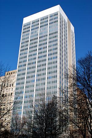 One Park Tower (Atlanta) - Image: 34 peachtree street