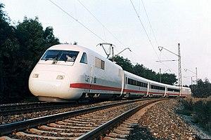 InterCityExperimental - 410001MKF train