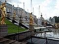 4170. Peterhof. Grand Cascade.jpg