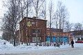 44, Архангельское шоссе. Северодвинск. МЧС. Пожарная часть. Фото А. Щекинова.jpg