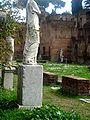 4647 - Roma - Fori - Casa delle Vestali - Foto Giovanni Dall'Orto - 18-Mar-2008.jpg
