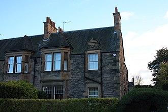 John Simpson Ford - 4 Nile Grove, Edinburgh