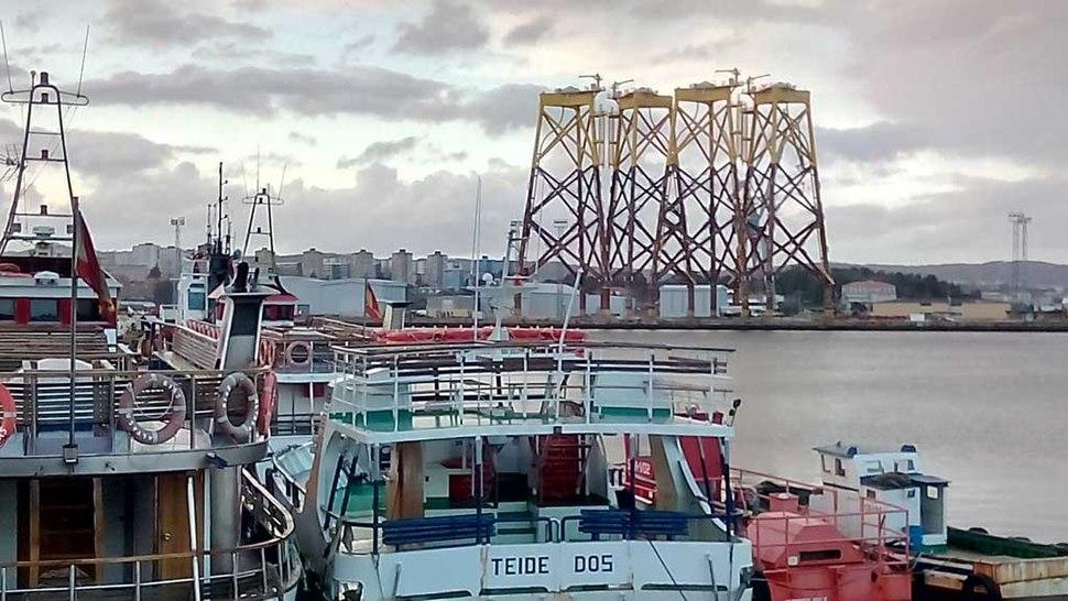4 Primeiras Torres offshore anglia Astano