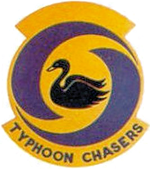 54th Weather Reconnaissance Squadron - Image: 54th Weather Reconnaissance Squadron AWS Emblem 2