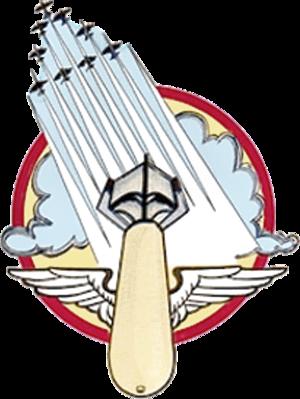 612th Tactical Fighter Squadron - Image: 612th Bombardment Squadron Emblem