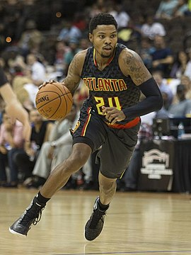 Image illustrative de l'article Kent Bazemore
