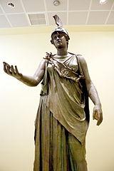7348 - Piraeus Arch. Museum, Athens - Athena - Photo by Giovanni Dall'Orto, Nov 14 2009.jpg