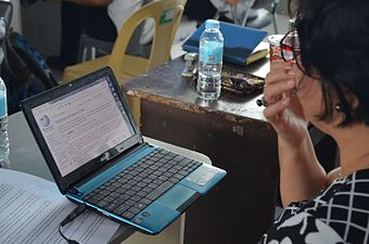 7th Waray Wikipedia Edit-a-thon 26.JPG