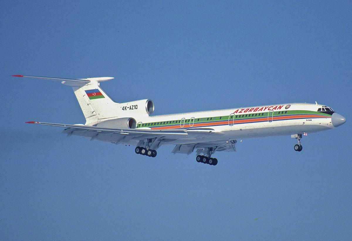 Azerbaijan Airlines - Wikipedia