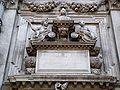 8208 - Venezia - Heinrich Meyring, Cenotafio di Girolamo Fini (+1685) - San Moisè - Foto Giovanni Dall'Orto, 12-Aug-2007.jpg