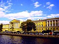 833. St. Petersburg. Fontanka embankment, 106.jpg