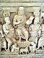8713 - Roma, museo civiltà Romana - Sarcofago di Stilicone - Foto Giovanni Dall'Orto 12-Apr-2008.jpg