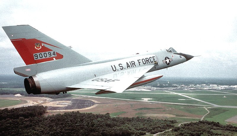 87th Fighter-Interceptor Squadron-TAC-F-106-59-0094