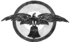 8th Aero Squadron - Image: 8th Aero Squadron Emblem