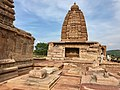 8th century Galaganatha temple, Pattadakal monuments Karnataka 3.jpg